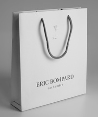 ERIC BOMPARD paper carry bag